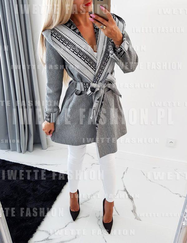 Płaszcz Venus Gray