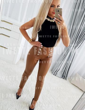 Spodnie Camel Gold